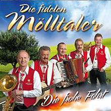 CD Cover Die frohe Fahrt