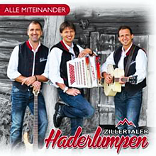 CD Cover Alle Miteinander